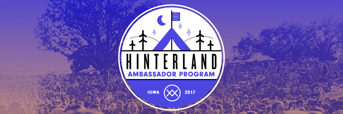 Get involved hinterland music festival for St charles craft show 2017