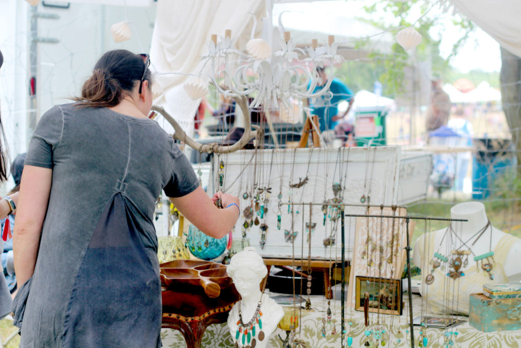 Fab crafts vendors hinterland music festival for St charles craft show 2017